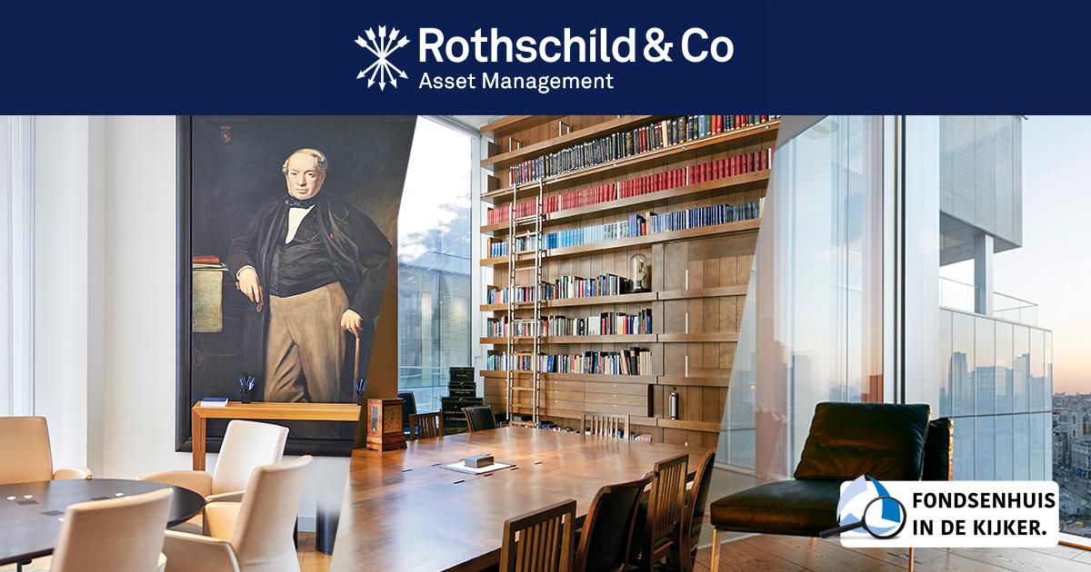 Fondsenhuis in de kijker: Rothschild & Co
